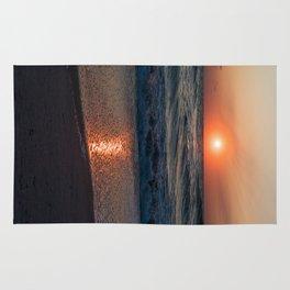 Canaveral Seashore Sunrise Rug