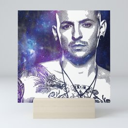 Chester Bennington 2 Mini Art Print