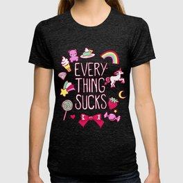 Just Keep Smiling T-shirt