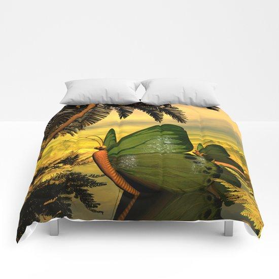 Butterflies ship Comforters