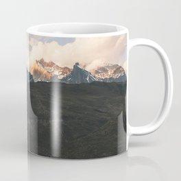 Patagonia Sunset Coffee Mug