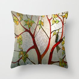 Gethsemane Throw Pillow