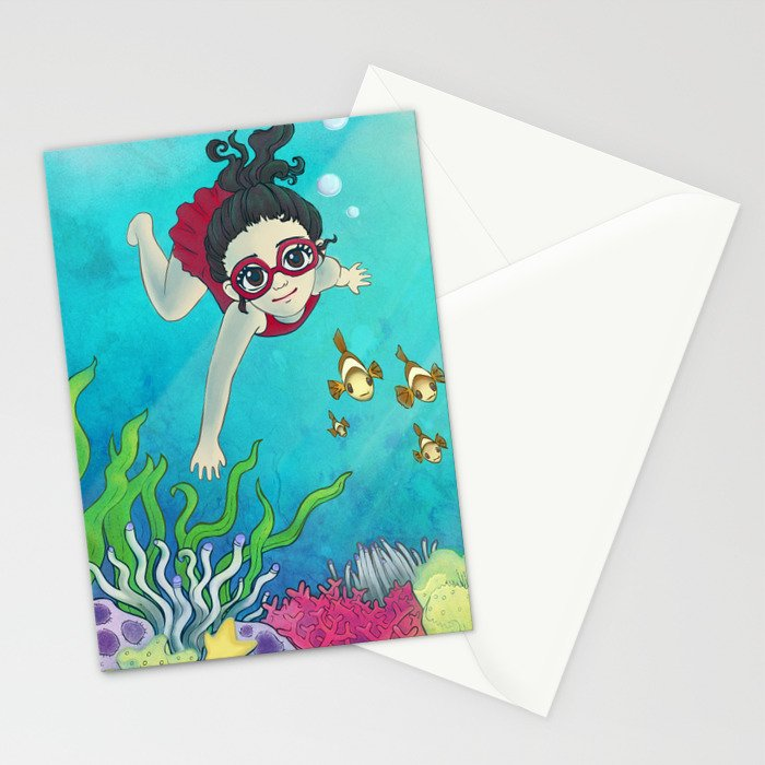 Rinny Stationery Cards