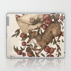 Coyote Love Letters Laptop & iPad Skin