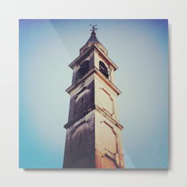 The Bell Tower Metal Print