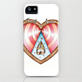 Tunnel of Love iPhone Case
