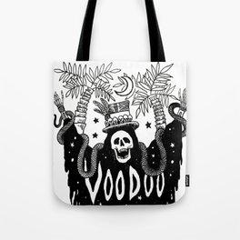 Voodoo Beach Nights Tote Bag
