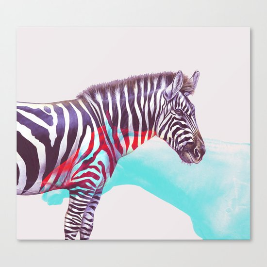 Adapt to The Unknown #society6 #decor #buyart Canvas Print