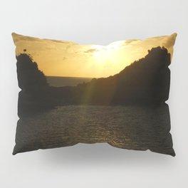 Caribbean Sunset Pillow Sham
