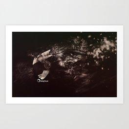 Replication Art Print