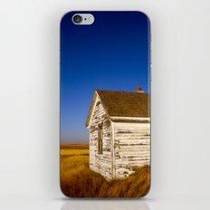 The Flatlands iPhone Skin