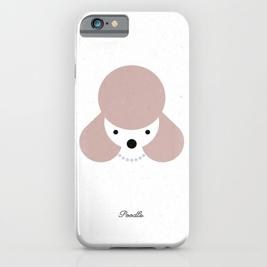Pedigree: Poodle iPhone & iPod Case