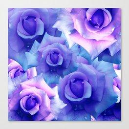Bouquet de fleur Canvas Print