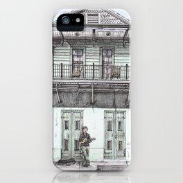 Nola iPhone Case