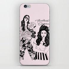 Dangerous Girls iPhone & iPod Skin