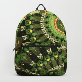 Spring Mandala Backpack