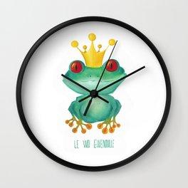 Le Woi Gwenouille Wall Clock