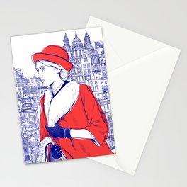 Clarissa Dalloway - Virginia Woolf Stationery Cards