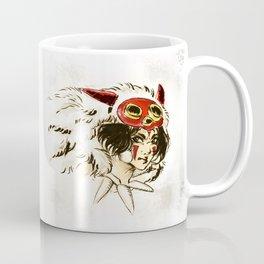 The wolf girl Coffee Mug