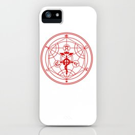 Alchemy iPhone Case