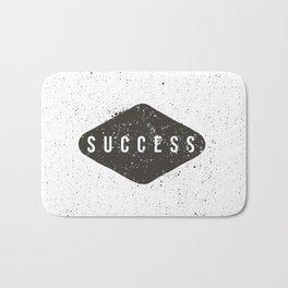 Success Black Diamond Bath Mat