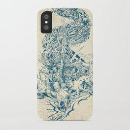 Horsemen of the Apocalypse iPhone Case