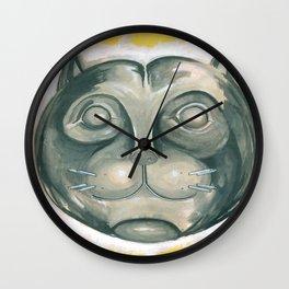El GAto Wall Clock