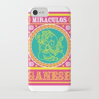 ganesh iPhone & iPod Cases featuring Ganesh by Chetna Shetty
