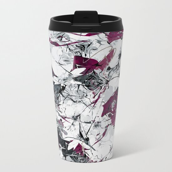 VS020 Metal Travel Mug