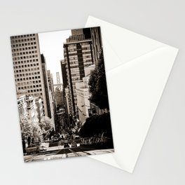Downtown San Francisco Stationery Cards