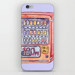 Cold Drinks iPhone Skin