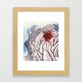 Nurtured Germination Framed Art Print