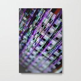 Broken phosphor #1 Metal Print