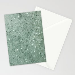 Jade Rock Sand Stationery Cards