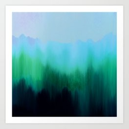 Endless or Forever Art Print