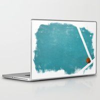 tennis Laptop & iPad Skins featuring Tennis by Matt Irving