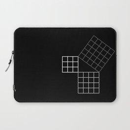 Pythagoras Theorem Laptop Sleeve