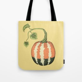 Sweet Dumpling Squash Tote Bag