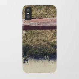 Ground // Grass // Grain iPhone Case