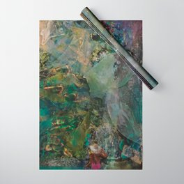 Tropical Romance Wrapping Paper