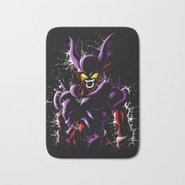 Demon Splatter Bath Mat
