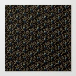ZS AD Levels Geometric 1.2. S6 Canvas Print