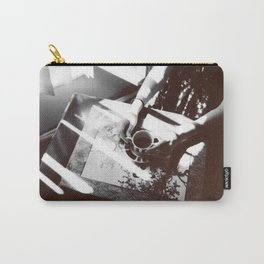 Coffee and Cigarettes  Carry-All Pouch