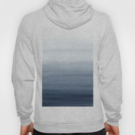 Ocean Watercolor Painting No.2 Hoodie