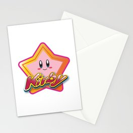 Kirby the Superstar (Icon) Stationery Cards