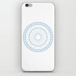 Anime Magic Circle 11 iPhone Skin