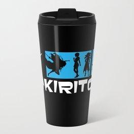 Kirito Metal Travel Mug