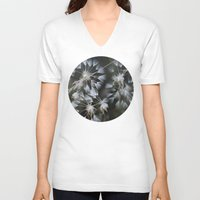 coconut wishes V-neck T-shirts featuring Wishes  by A Wandering Soul
