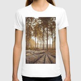 Rustic Woods T-shirt