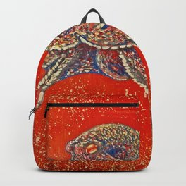 """Arma Dei""Arms of God  octopus trip Backpack"